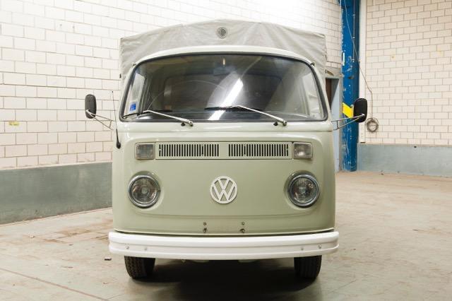 Volkswagen T2 Pritsche vol