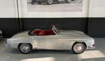 MERCEDES-BENZ 190 SL 190SL Superb quality price ratio (1960) vol