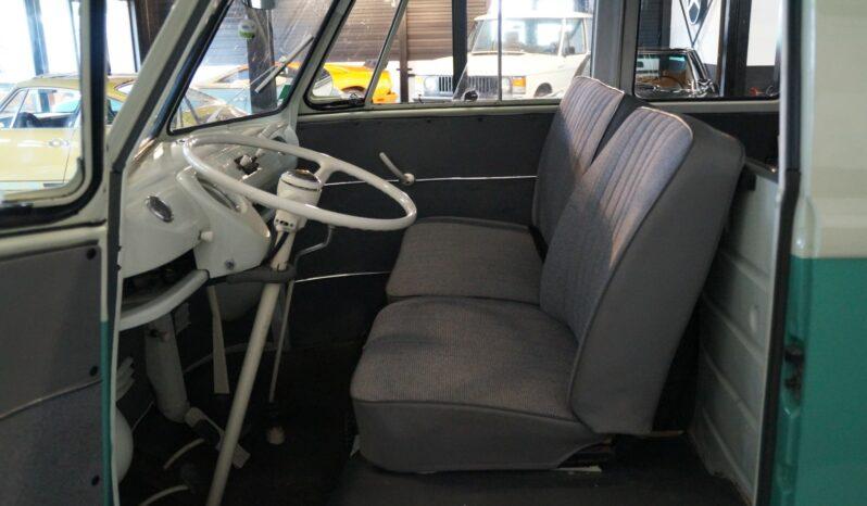 VOLKSWAGEN T1 Combi Bus (Model 231) Fully restored (1965) vol