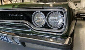 PLYMOUTH Roadrunner 383 V8 Body Off Restored (1970) vol