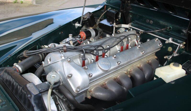 Prachtige Jaguar XK 150 DHC van 1957 vol