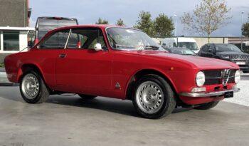 Alfa Romeo Gt 1600 Junior met *1750 MOTOR* vol