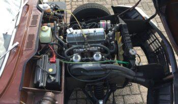 Triumph Spitfire 1500 TC 1979 vol