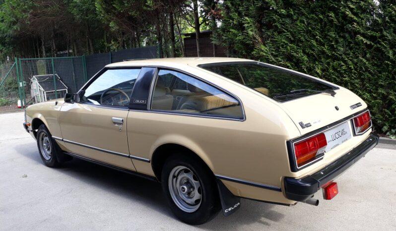 Toyota Celica vol