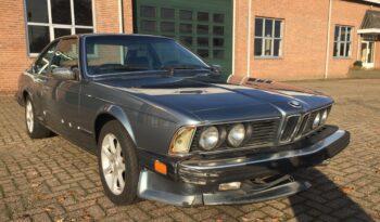 BMW 635 CSI L6 vol