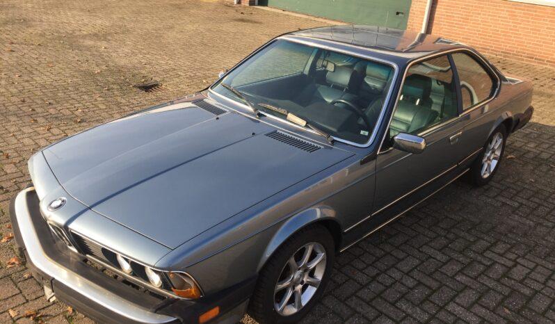 BMW 635 CSI L6