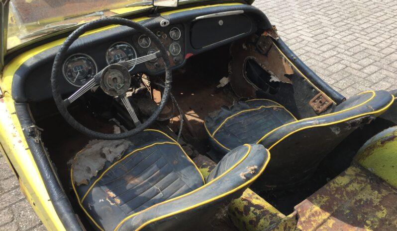Triumph TR3A 1959 vol