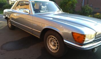 Mercedes 280 slc vol