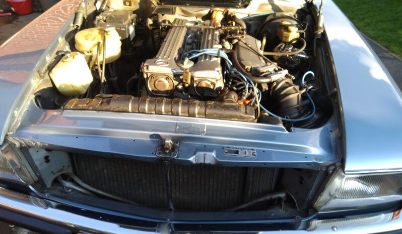 Mercedes 280 slc vol