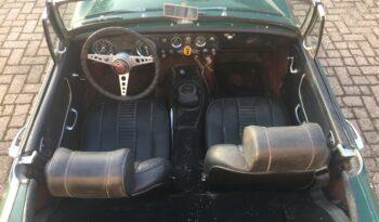 MG Midget Mk2 1966 vol