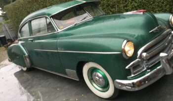 Chevrolet Fleetline Deluxe vol
