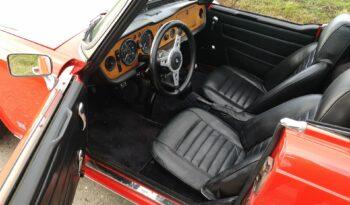 Triumph TR6 '71 vol