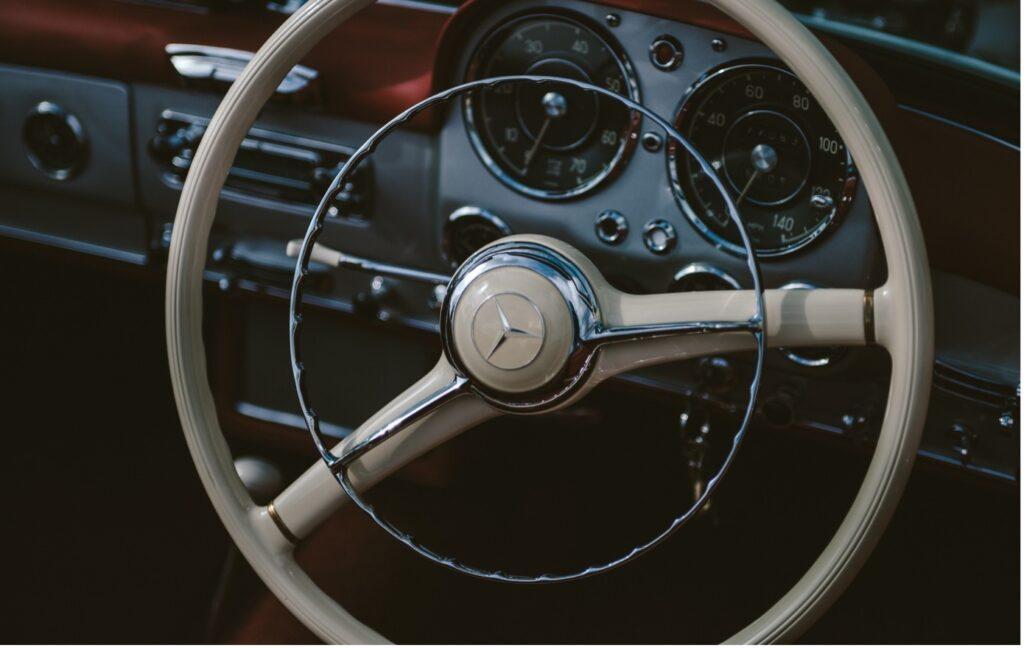 mercedes 280sl classics online