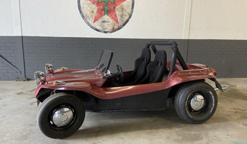 1968 Volkswagen BUGGY, kort chassis op NL kenteken vol