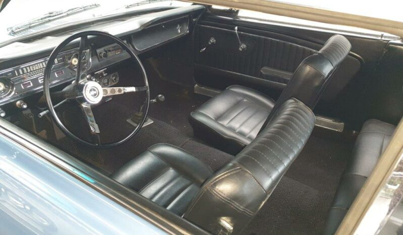 Ford Mustang A code coupe 1965 289cu vol