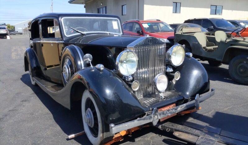 Rolls Royce Wraith 1939 6 cil. 4250cc vol
